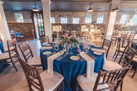 Rustic Elegant Dining
