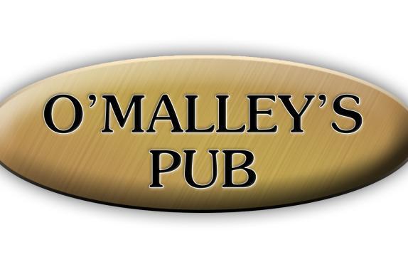 O'Malleys Logo Gold