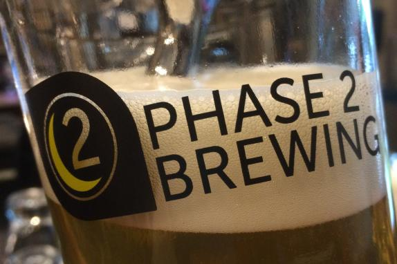 Phase 2 Brewing Pint