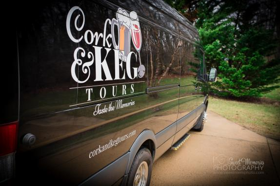 Ext Cork and Keg Tours