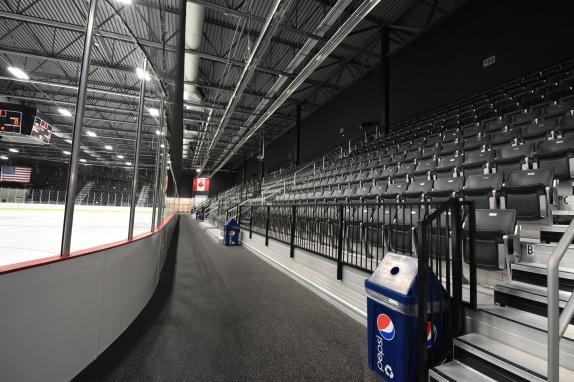 Ion Stadium Seating