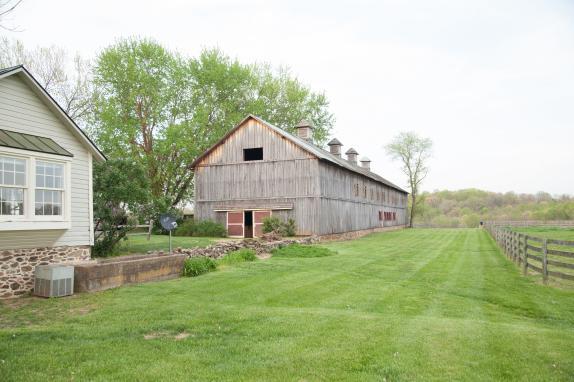 The Poplar Barn