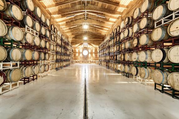Barrel Room @ Greenhill Winery