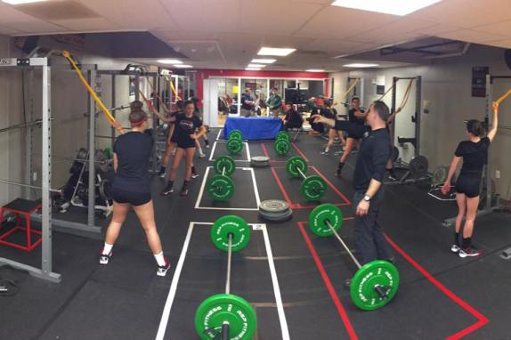 VVC Workout Room Image 1