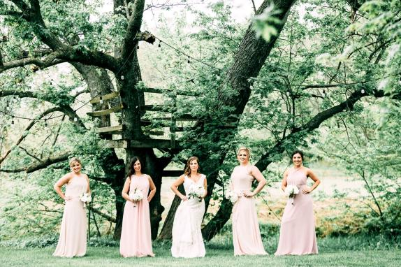 Outdoor Country Weddings