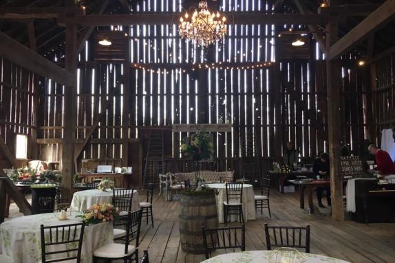 Interior Barn Venue