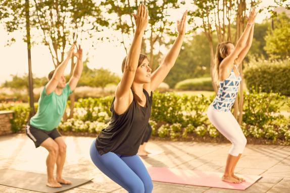Lansdowne Sunsire Yoga