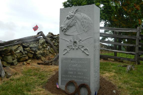 Aldie monument image 2