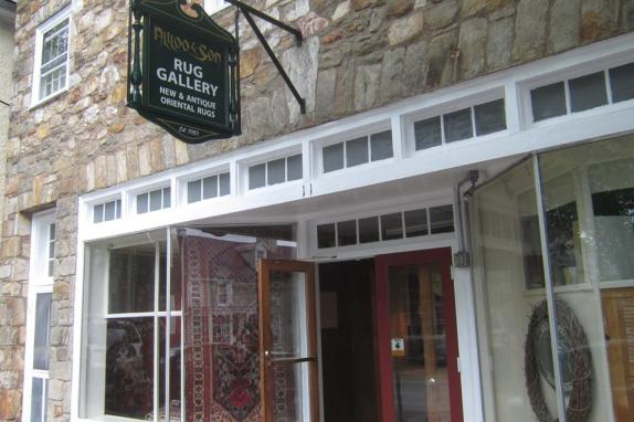 aliloo Oriental Rug Store Front Image 1