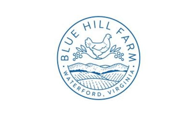 Blue Hill Farm Logo