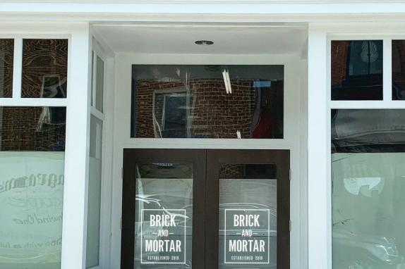 Brick and Mortar Image 1