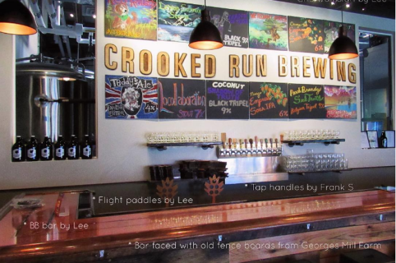 Crooked Run Bar