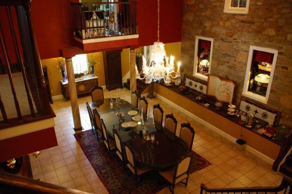 Dining Hall at Stone Manor