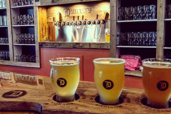Dynasty Beer Taps