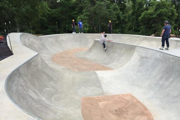 eric brown skate park