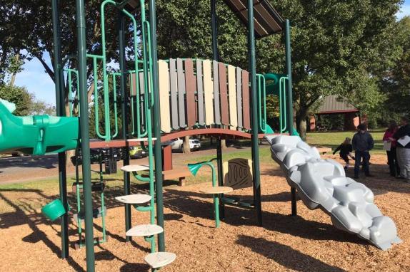 FoxRidge Park Playground image
