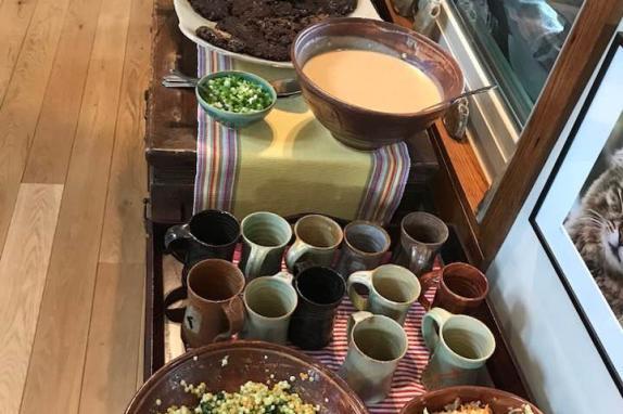 glenfiddich farm cooking image 1