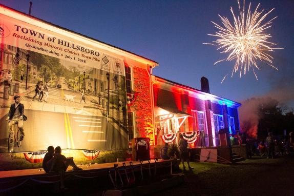 Hillsboro fireworks
