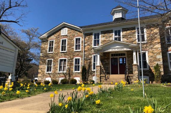 hillsboro old stone school