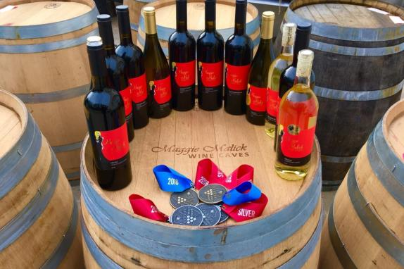 Maggie Malick Wine Cave Image 1