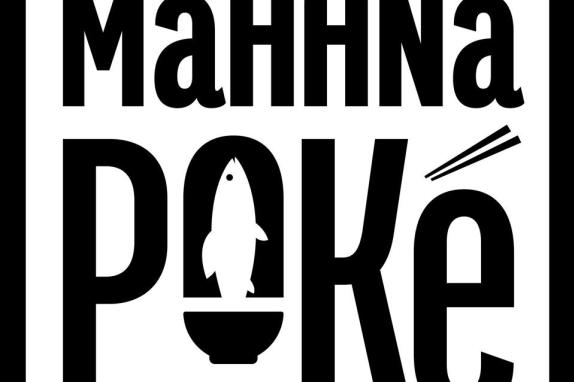 Mahana Poke Logo