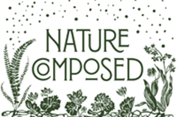Nature composed logo