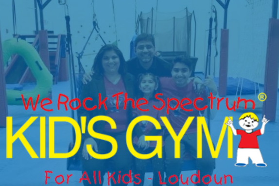 We rock the spectrum logo