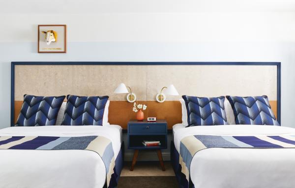 Calistoga Motor Lodge & Spa Room