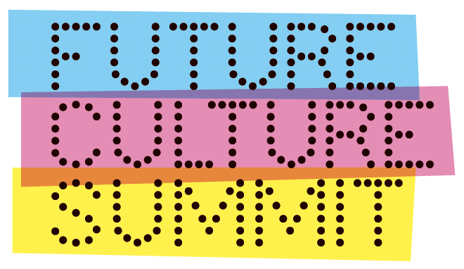 Future Culture Summit Logo- Color