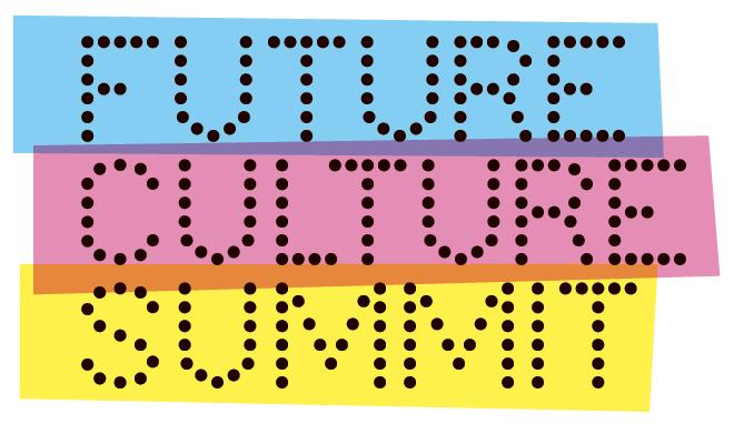 Future Culture Summit Logo- Color