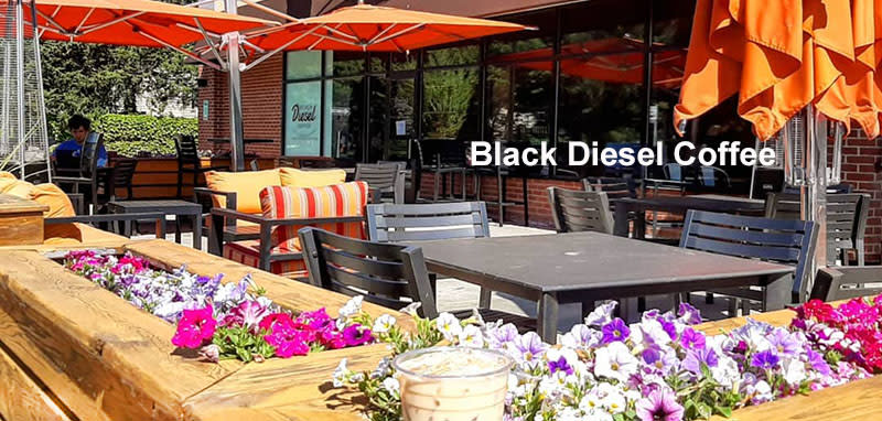 Black Diesel Coffee