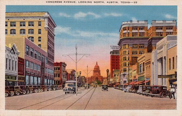 Historic Congress Avenue