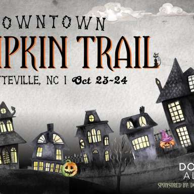 Downtown Pumpkin Trail