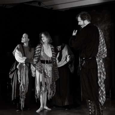The Sweet Tea Shakespeare Hours II- Virtual