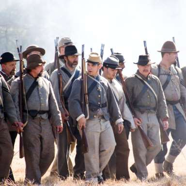 Campbelton Landing Civil War Living History