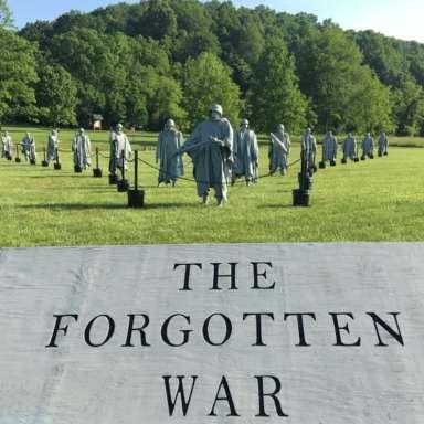 Traveling Korean War Memorial