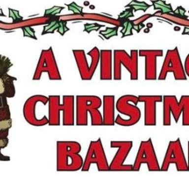 A Vintage Christmas Bazaar