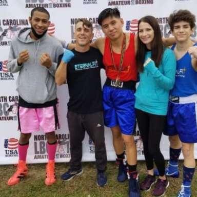 Carolina Gloves Boxing Tournament
