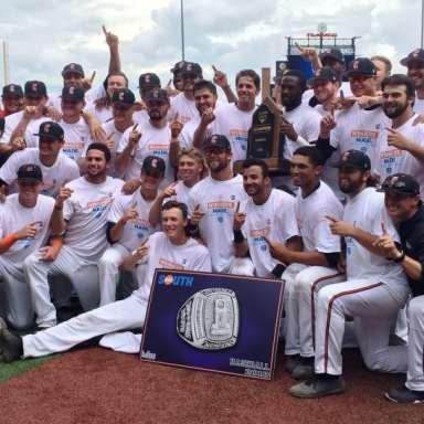 Big South Conference Baseball Championship: Games 1-2