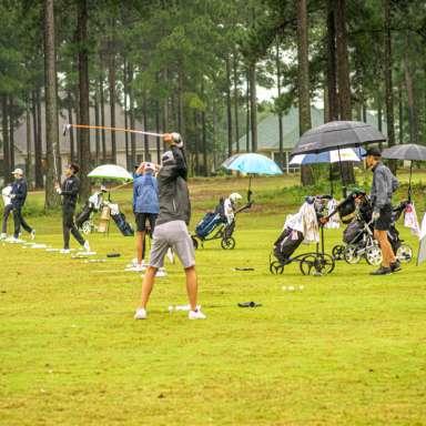 American Junior Golf Association Preview Tournament