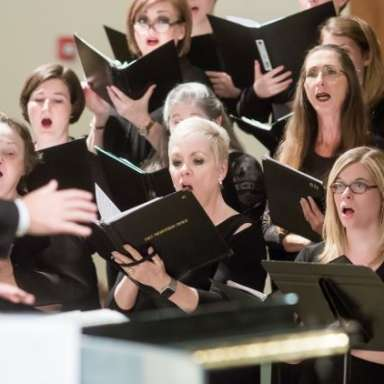 Handel's Messiah Sing Along