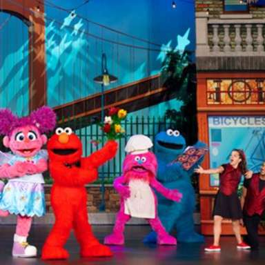 Sesame Street Live! Make Your Magic!
