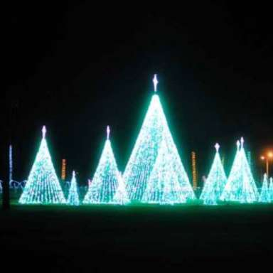 Christmas in the Park Powered by Fayetteville PWC