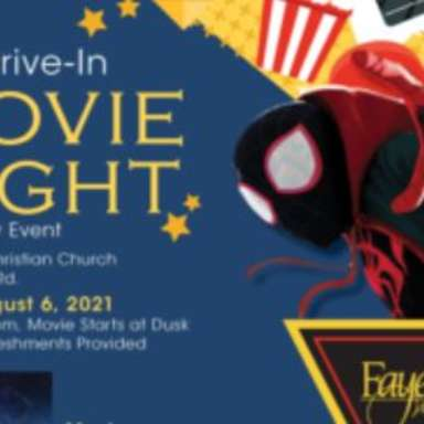 Operation Ceasefire Community Drive-In Movie Night