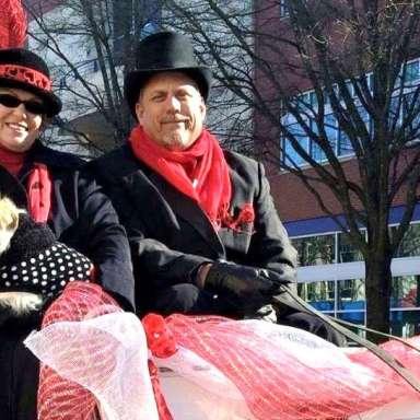 Valentine's Horse & Carriage Rides