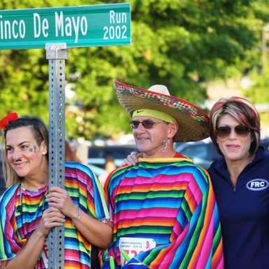 John E. Norman Cinco de Mayo 10K & 5K Race
