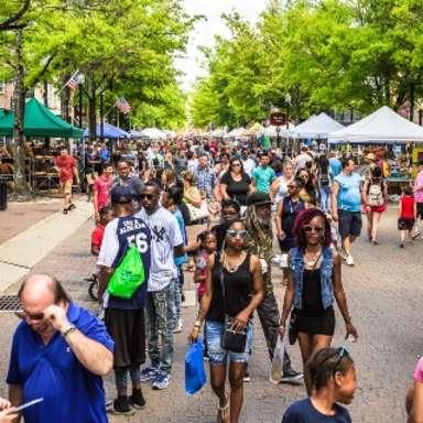 Fayetteville Dogwood Festival  - POSTPONED