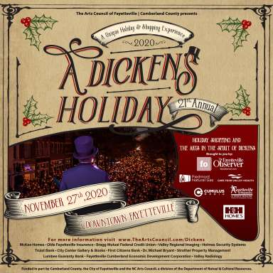 A Dickens Holiday