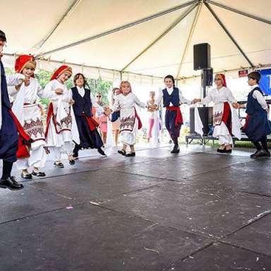 29th Annual Greek Festival