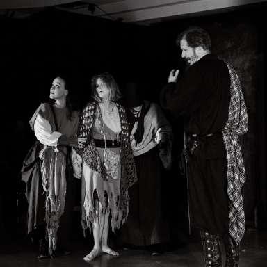 Sweet Tea Shakespeare Hours II